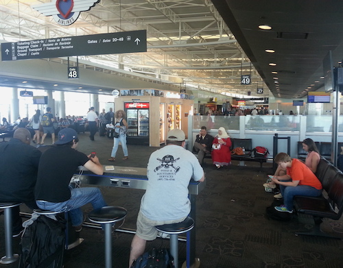Wifi Availability William P Hobby International Airport